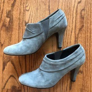 Tahari high heeled booties